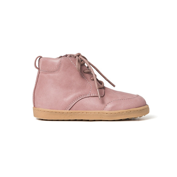 Pretty Brave Archie Boot - Dusky Pink