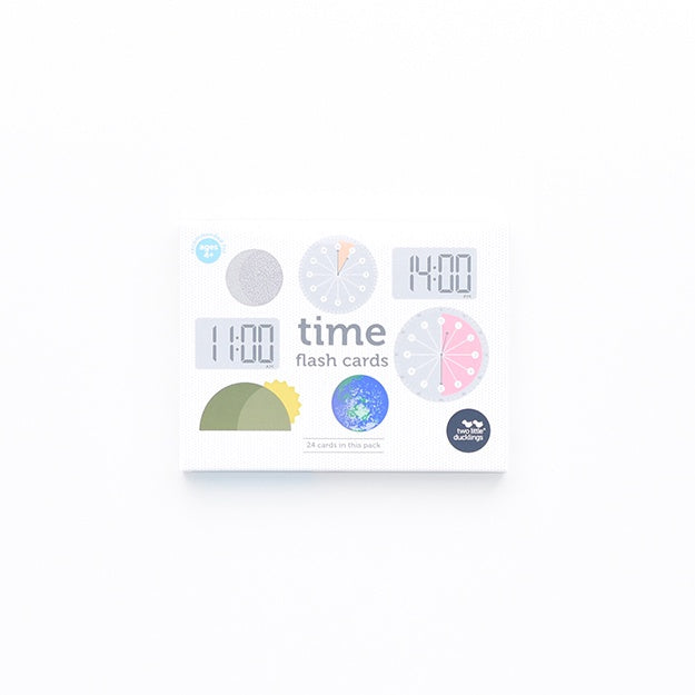 Flash Cards - Time
