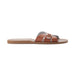 Saltwater Sandals Mama Sizes Classic Slides - Tan
