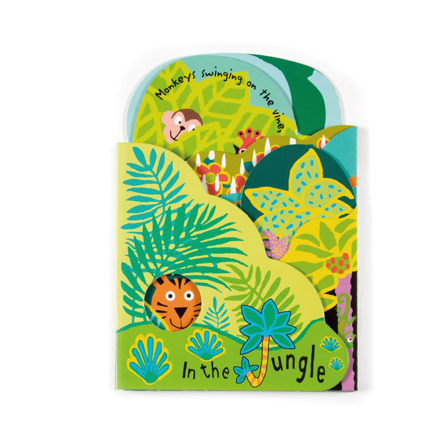Jellycat - In The Jungle Book