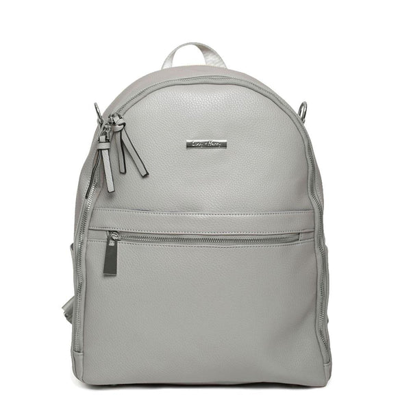 Nappy Backpack Marseille - Grey