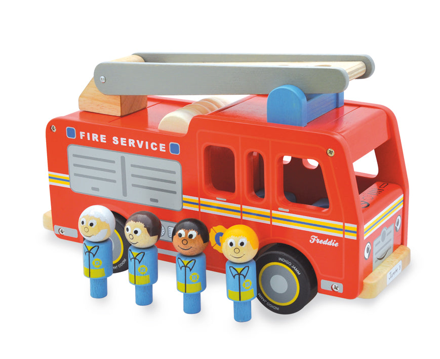 Indigo Jamm - Freddie Fire Engine