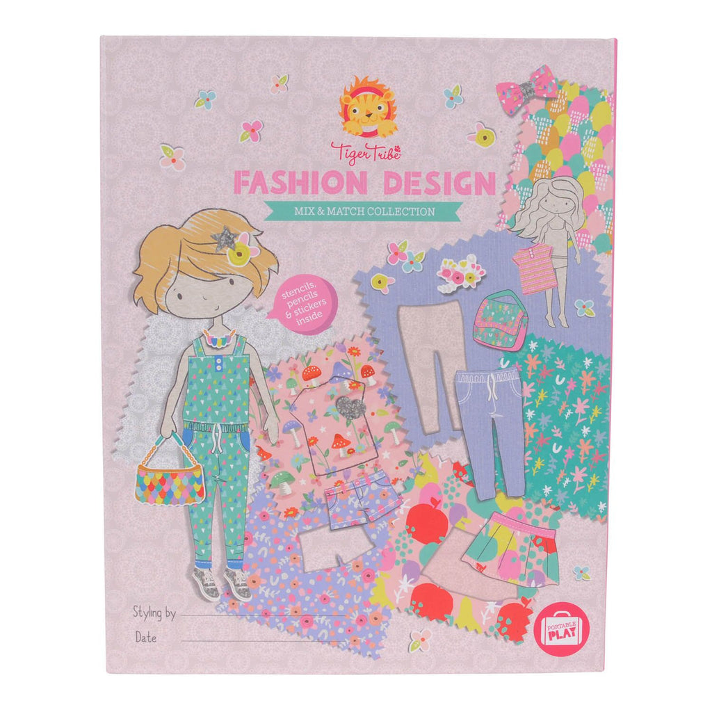 Fashion Design Mix & Match Collection