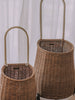 Olli Ella Rattan Luggy Basket Medium - Natural