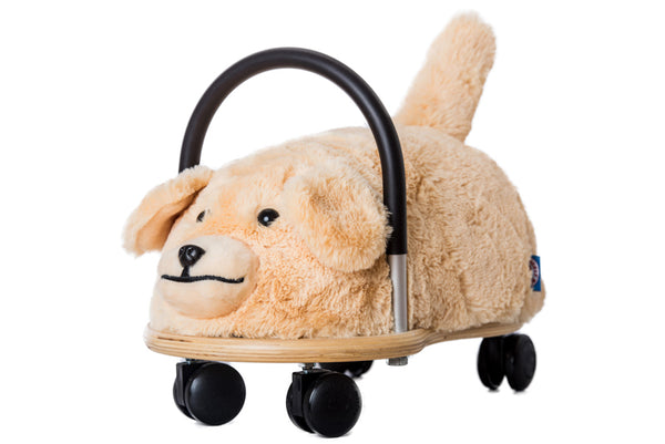Wheely Bug Plush - Dog