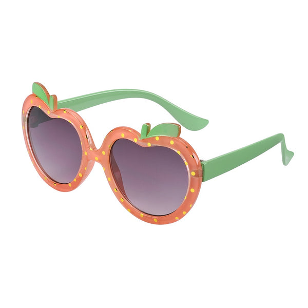 Toddler Sunnies Apple - Neon Peach (2-3 years)