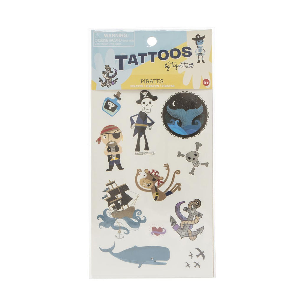 Tattoos - Pirates
