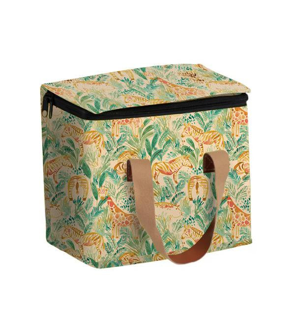 Medium Lunch Bag - Jungle Safari