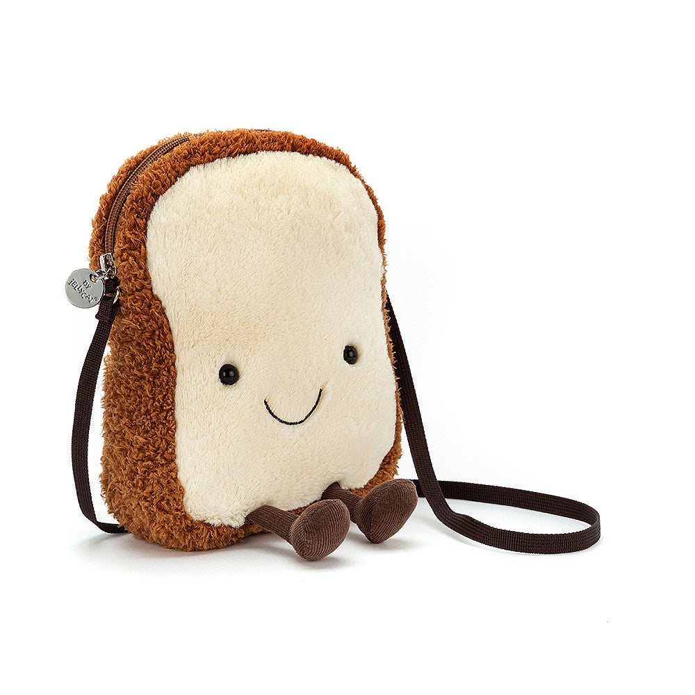 Jellycat Amuseable Bag - Toast