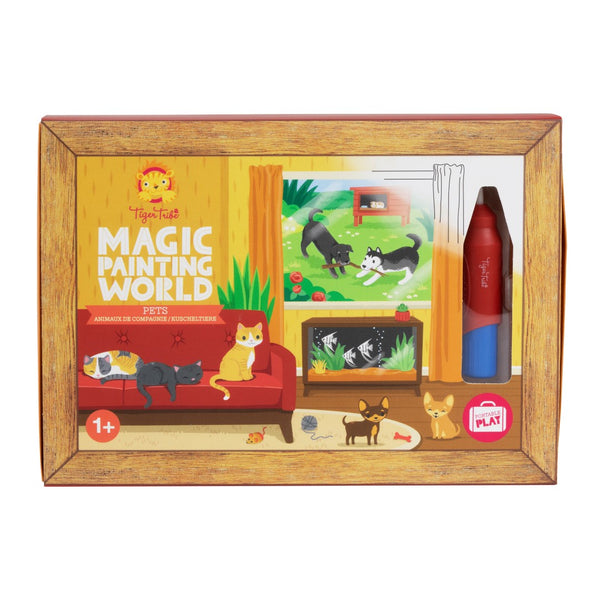 Magic Painting World - Pets