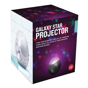 Galaxy Star Projector - Sound Machine
