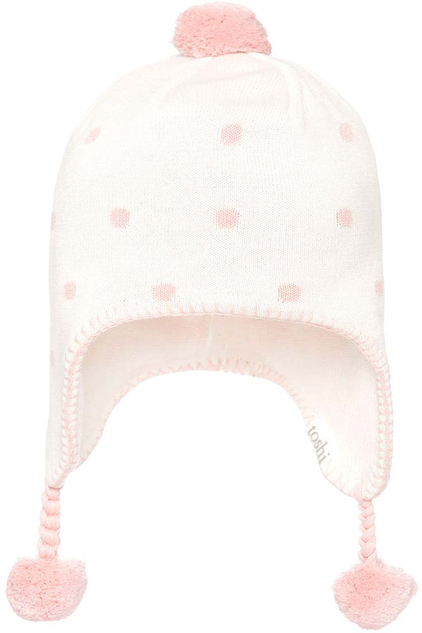 Toshi Organic Earmuff - Magic / Cream