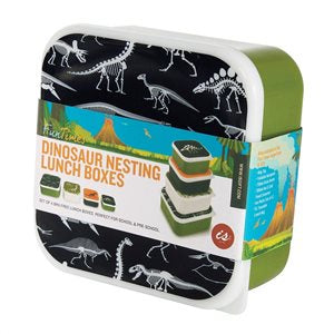 Nest Lunch Boxes - Dinosaur