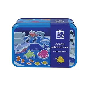 Ocean Adventures in a Tin