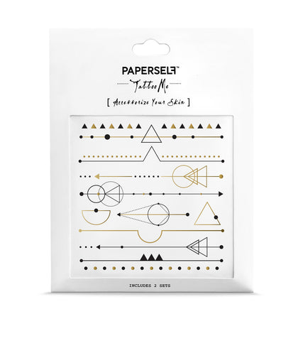Constellations Temporary Tattoo PAPERSELF