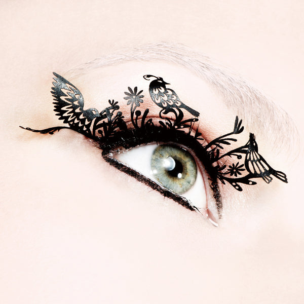 Bird Paper Lashes by PAPERSELF