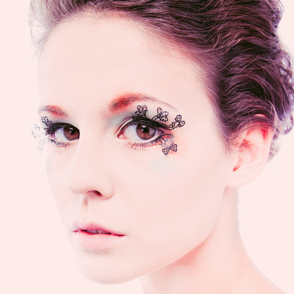 Polka Dot Pop Paper Lashes PAPERSELF