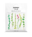 Australian flower temporary tattoos by paperself