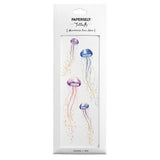 Jellyfish watercolour temporary tattoo PAPERSELF