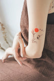 Crane Temporary Tattoo
