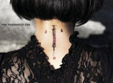 Love Injection Temporary Tattoo