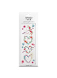 Floral Love Metallic Temporary Tattoo