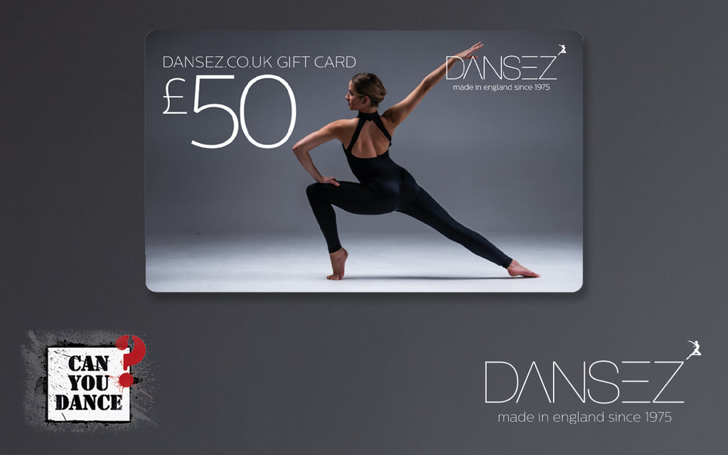 Can You Dance? And Win A £50 Dansez voucher