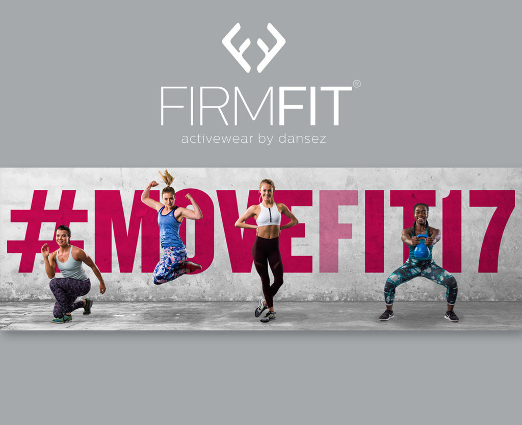 Sponsoring Move Fit Dance Fit Stage London Excel
