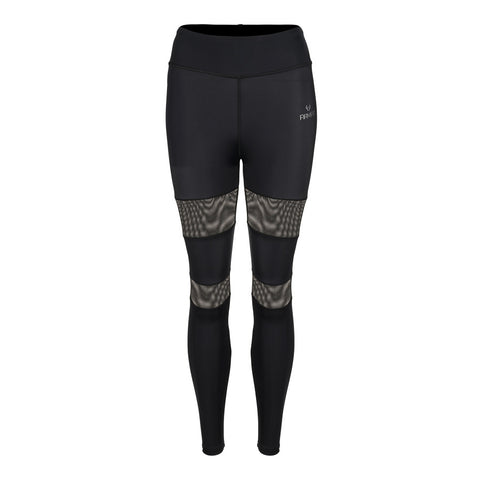 Mesh Leggings Black