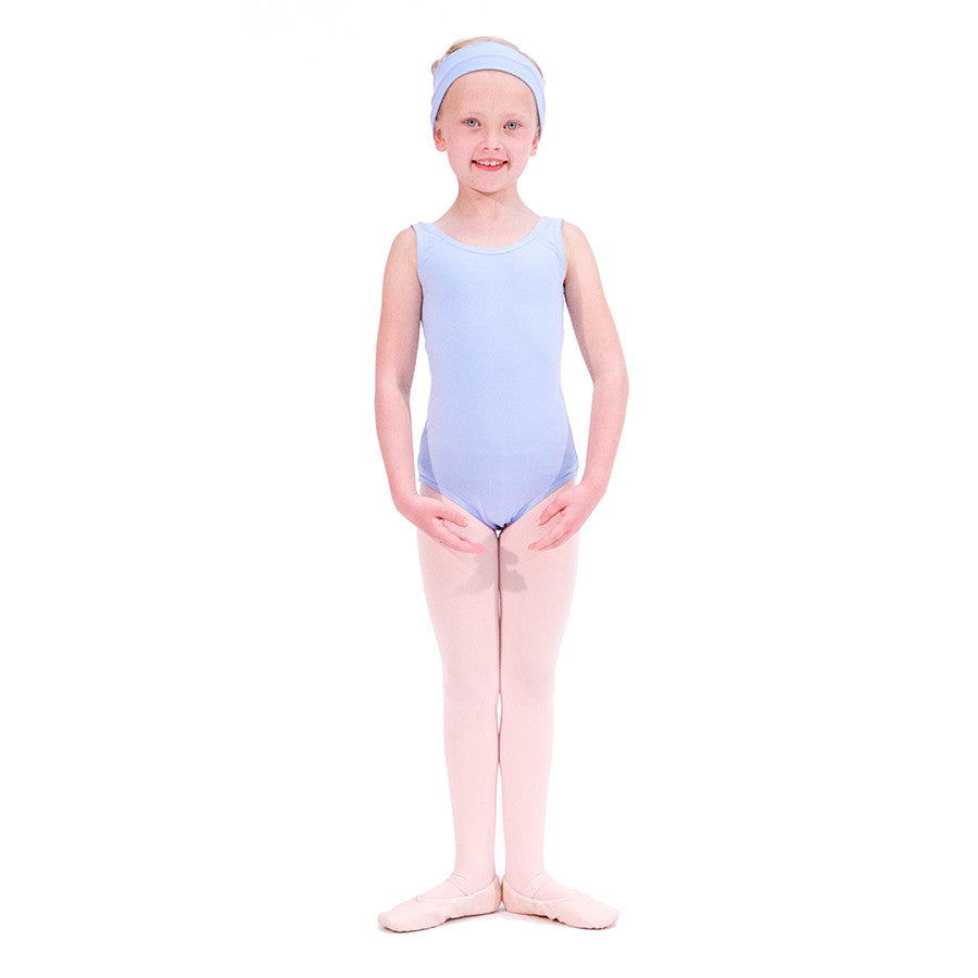 Aimee Leotard Blue