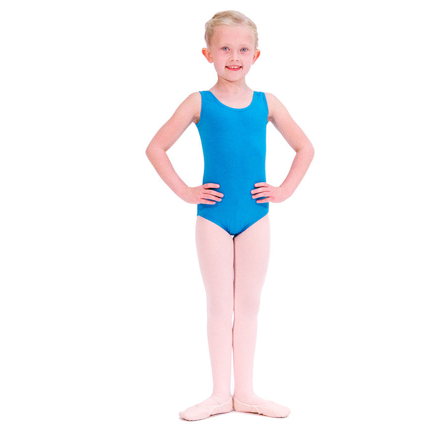 Aimee Leotard Marine Blue