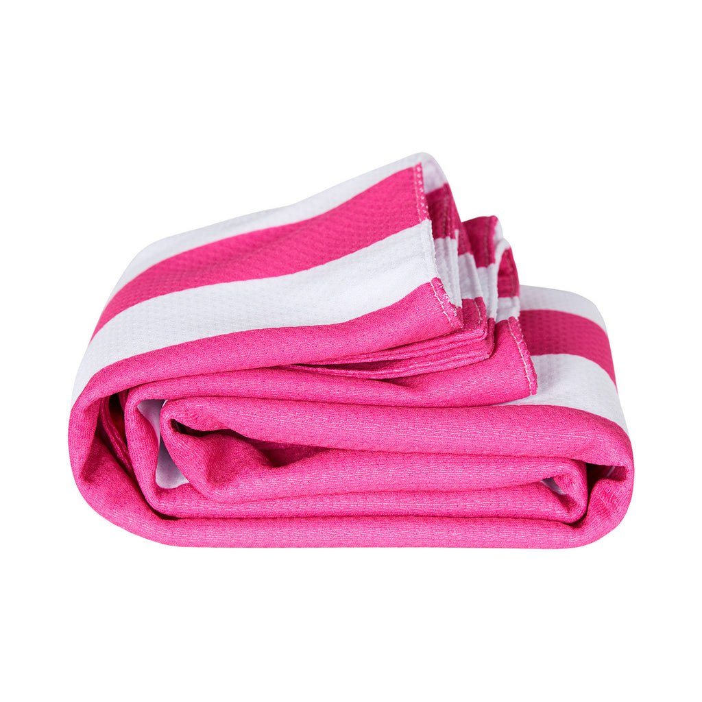 Cooling Towels : Phi Phi Pink
