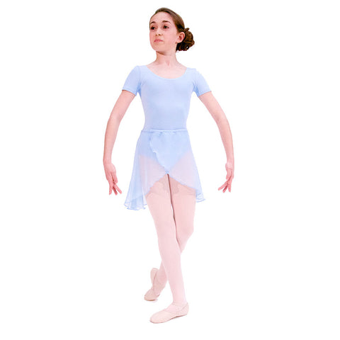 Chloe Leotard Blue