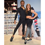 Brandon with dancer in HARMONIA Leggings