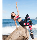 Dance top and BIA Leggings Geo print