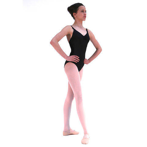 Black Camisole Leotard