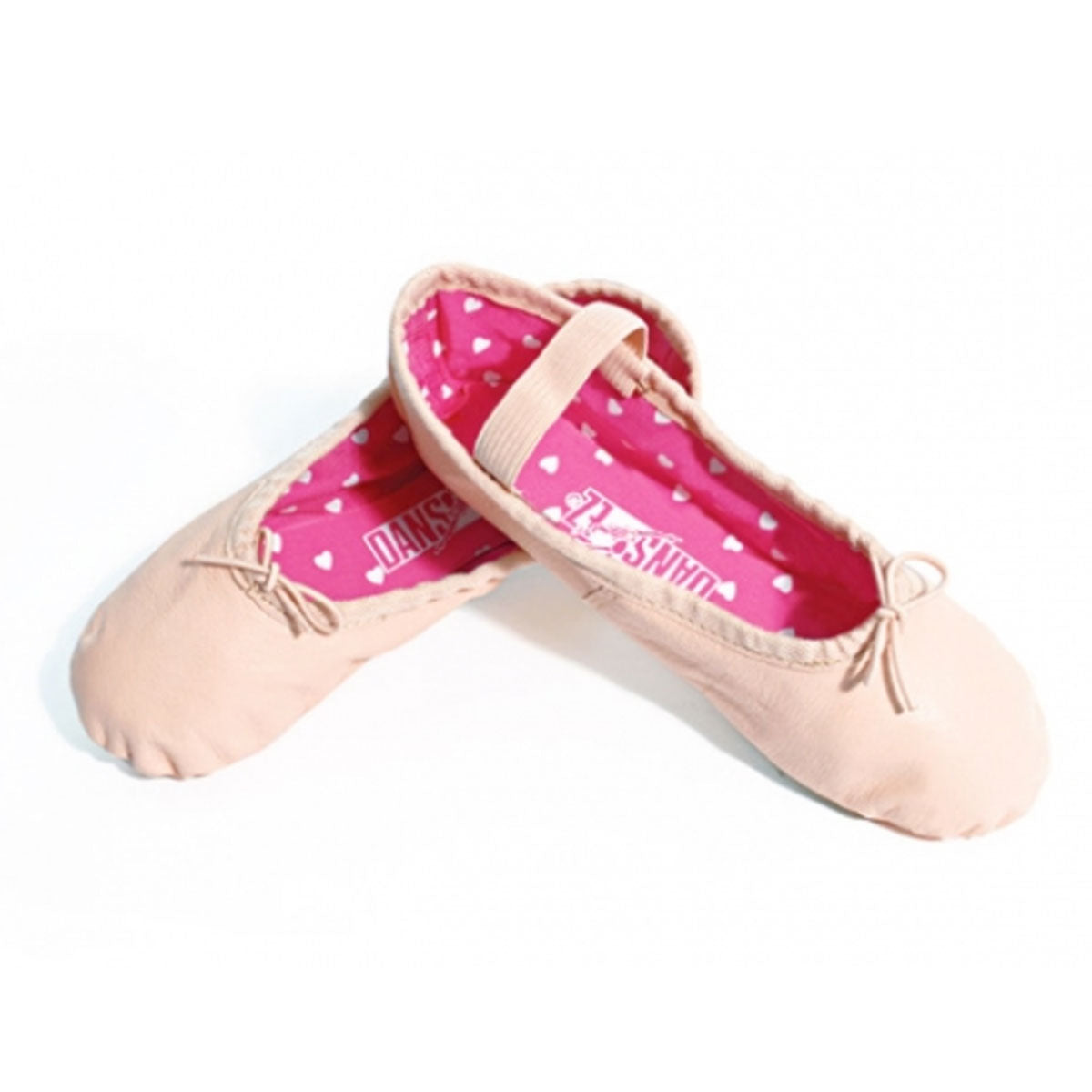 Ballet Shoes Leather