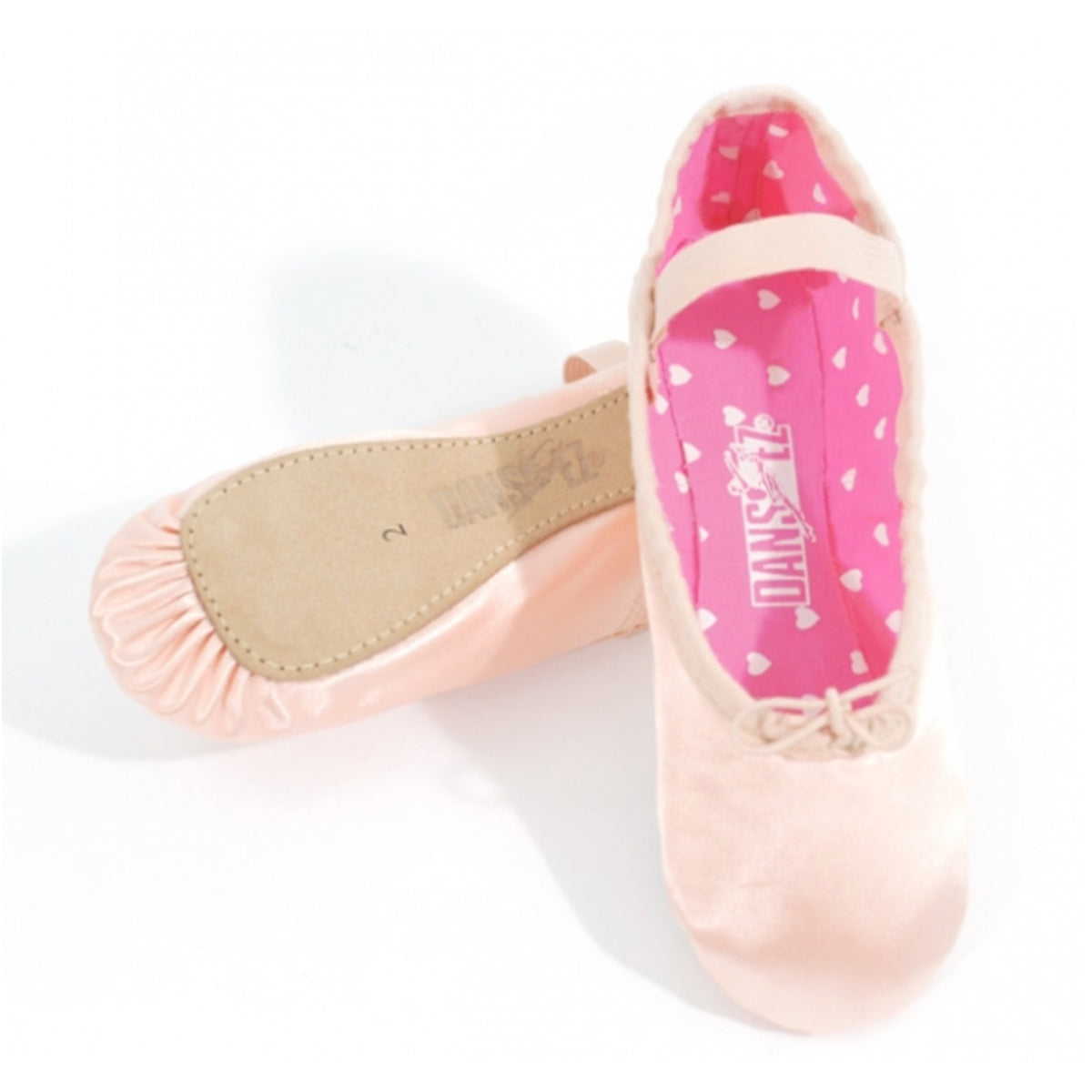 Ballet Shoes Satin