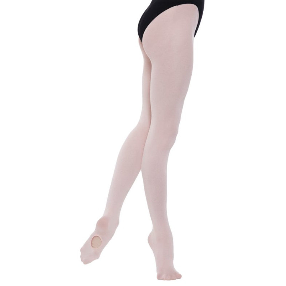 Convertible Ballet Tights Pink