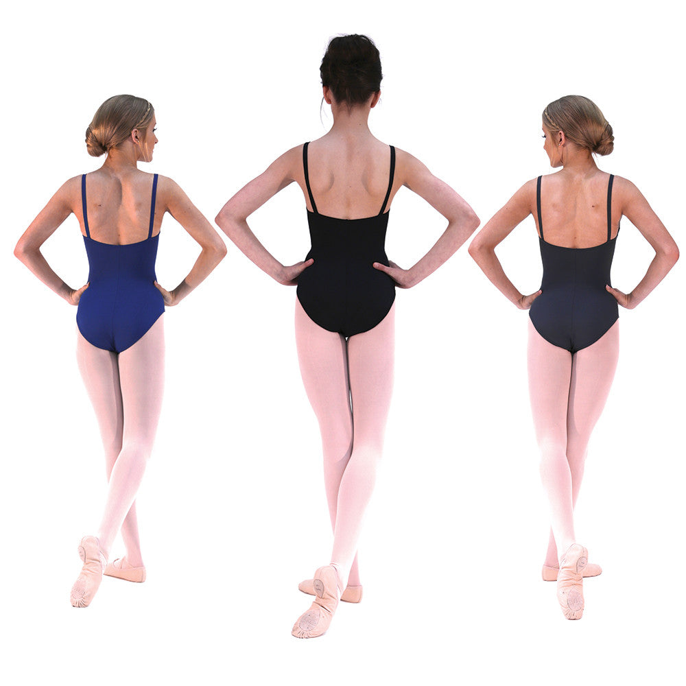 Camisole Leotard in various colours