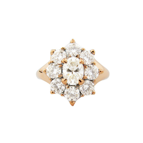 Marilyn Ring/diamonds