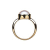 Plain Ring/mabe pearl