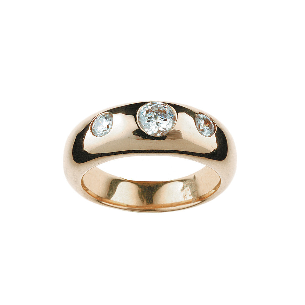Taper Ring/diamonds