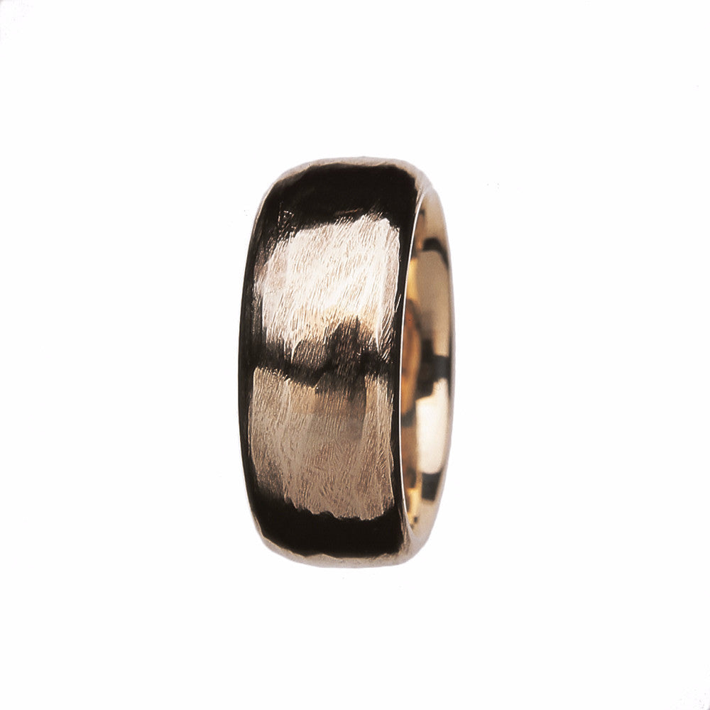 Grinder Ring (small)/file finish