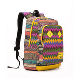 Unique Design Backpack Travel Bag Bookbag Daypack