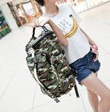 Military Backpack Bag Digital Camouflage Camo Print