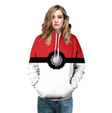 The Magic Eyes Womens Hooded Sweatshirt Hoodies