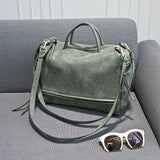 Vintage Soft Leather Crossbody Shoulder Bag Handbag Gift
