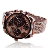 Mens Vintage Army Style Military Watch