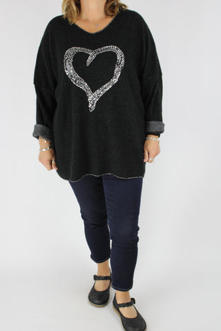 Made in Italy Clothing |  Lagenlook Jumpers | Plus Size UK